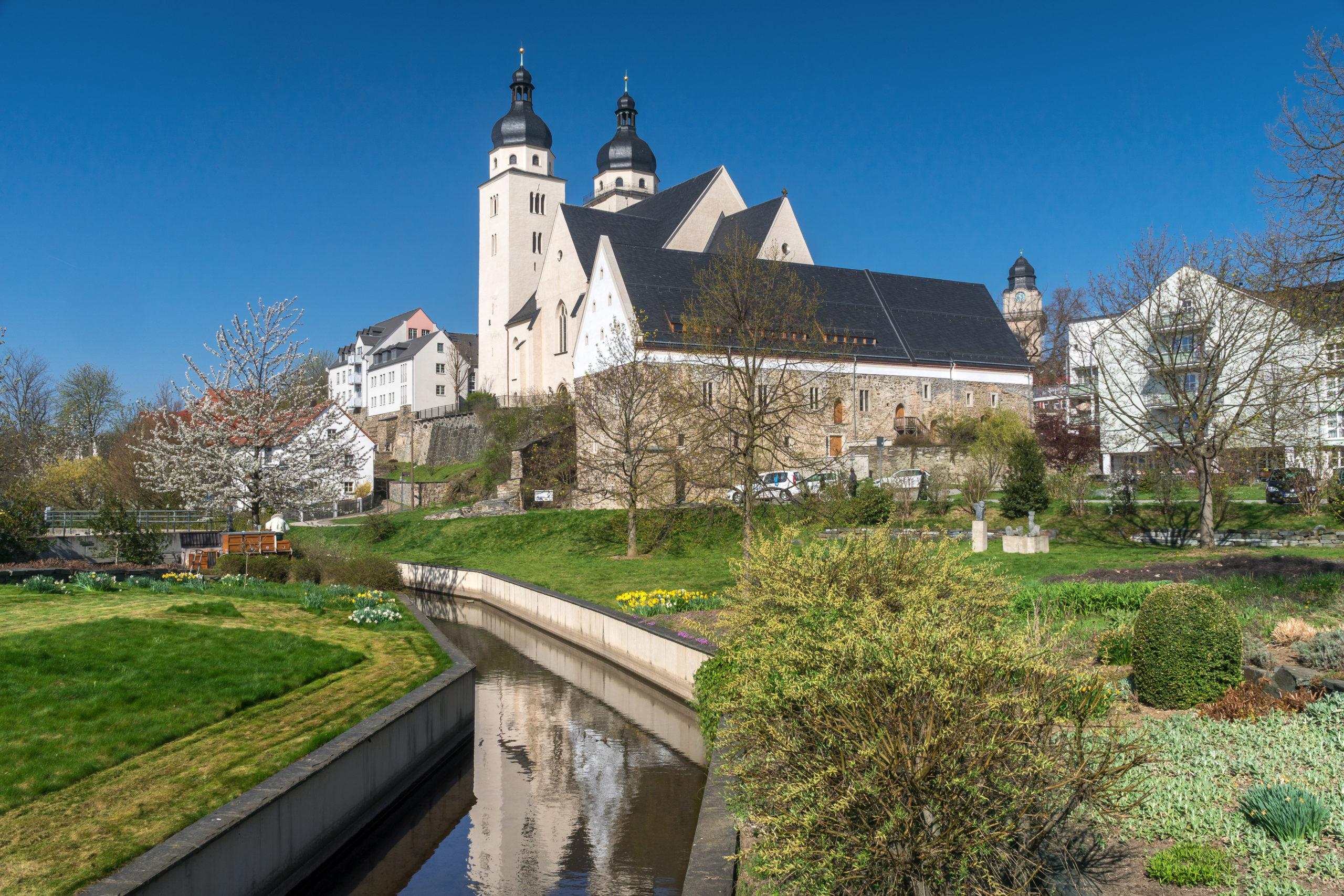 St. Johanniskirche Plauen